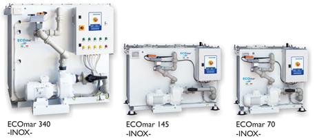 image of Ecomar range