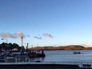 Photo of Oban in Argyll Scotland