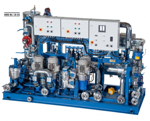 image of AMB-Mc Marine Compact Heavy Fuel Oil Supply Unit